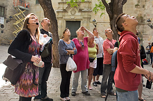 Barcelona Free Tour - Old City