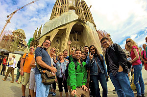 Gaudi Free Tour in Barcelona