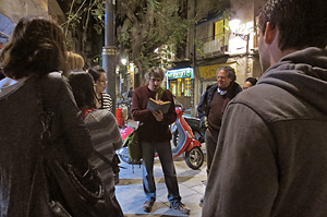 Night Walking Tour in Barcelona